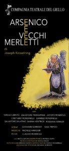 """Al Teatro del Grillo di Soverato """"Arsenico e vecchi merletti"""""""