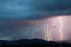 Allerta Meteo – In arrivo piogge e temporali in Calabria