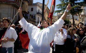 Al via gli antichi riti religiosi della Settimana Santa di Badolato Borgo