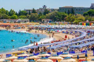 Bandiera Verde 2017 – Soverato tra le 16 spiagge calabresi promosse dai pediatri