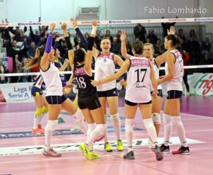 Volley Soverato, domenica derby a Palmi con tanti tifosi al seguito