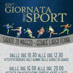 Gerace ospita la 14esima Giornata Nazionale dello Sport