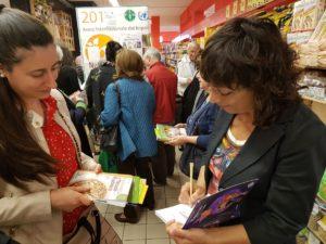 Marilù Mengoni a Montepaone: cibo vivo ed equilibrio emozionale, le regole per stare bene