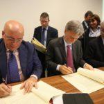 Nuova Ferrovia Jonica – Sottoscritto l'accordo tra Regione, Rfi e MIT