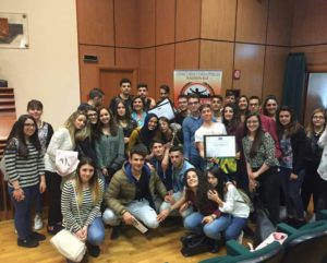 Chiaravalle Centrale, la IV B del Liceo Scientifico vola in finale agli High School Game