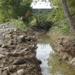 Denunciate tre persone per sbarramento del fiume Beltrame