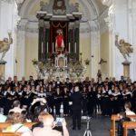 """Sabato scorso a Catanzaro la prima rassegna regionale """"Cori polifonici della Calabria"""""""