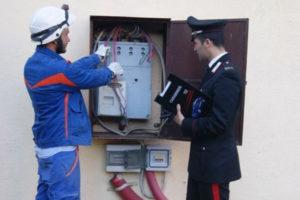Arrestato 53enne per furto di energia elettrica