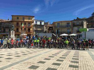 Grande successo per il primo raduno di Mountain Bike organizzato dal Comune di Soveria Mannelli