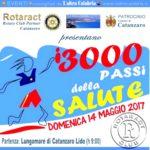 Catanzaro Lido, il Rotaract organizza l'evento «3000 passi per la Salute»