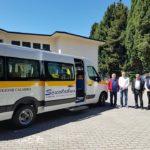 Torre di Ruggiero, in servizio il nuovo scuolabus acquistato dal Comune