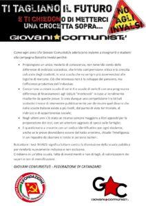 Il 9 maggio boicotta gli INVALSI, lotta per il diritto allo studio!