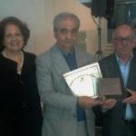 """Vincenzo Ursini vince il Premio """"Franco Loria"""""""