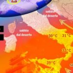 "Effetto ""Hannibal"" in Calabria, week end di caldo torrido con temperature africane"