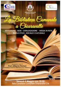 Chiaravalle Centrale, incontro culturale con il prof. Gilberto Floriani