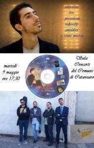 """""""Nessuno è perfetto"""": il disco di Massi Lepera in programma al Comune di Catanzaro"""