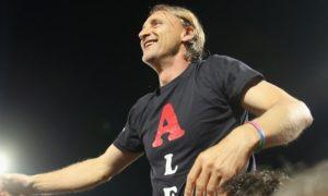 Calcio – Crotone, Nicola scrive al figlio che non c'è più
