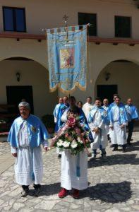 """Raduno spirituale della Confraternita """"Maria Ss. Annunziata"""" di S. Caterina dello Jonio"""