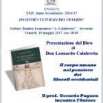 Soverato – Venerdì 19 Maggio la presentazione del libro di Don Leonardo Calabretta