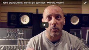 VIDEO | Partita la raccolta fondi per il nuovo album di Michele Amadori
