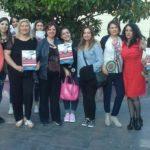 """Conclusi i seminari """"Operatori del servizio ascolto on line antiviolenza"""""""