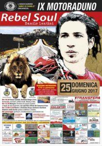 """Badolato – Domenica 25 Giugno il IX Motoraduno """"Rebel Soul – Danilo Lentini"""""""