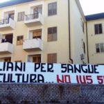 """Forza Nuova Catanzaro interviene contro lo """"ius soli"""""""