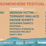 Somewhere – Il 3, 9 e 10 Agosto ritorna per la sua III Edizione il Festival di musica elettronica itinerante