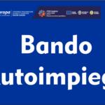 Regione Calabria – Bando autoimpiego, proroga presentazione domande