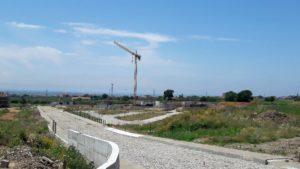A Lamezia Terme sta nascendo un nuovo quartiere