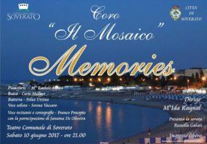 """Soverato – Stasera al Teatro Comunale concerto del Coro """"Il Mosaico"""""""