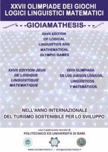 L'ITE Calabretta di Soverato vince la XXVII Olimpiade dei Giochi logici – linguistici – matematici
