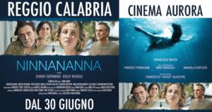 """Reggio Calabria – Venerdì 30 giugno l'anteprima di """"Ninna Nanna"""" al Cinema Aurora"""