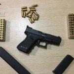 Armi e munizioni nascoste nel bagno di casa, 46enne arrestato