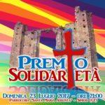 Domenica 23 luglio il Premio Solidarietà a Simeri