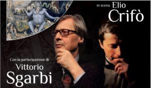 """""""EsotericArte"""", cresce l'attesa per il docu-spettacolo di Elio Crifò e Vittorio Sgarbi"""