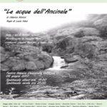 """Teatro Chiaravalle – Martedì 6 Giugno """"Le acque dell'Ancinale"""""""