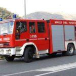 Incendio in un casolare di campagna, muore donna di 71 anni