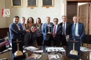 Presentata la XIV Edizione del Magna Graecia Film Festival