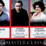 Grande attesa per le Master Class del Magna Graecia Film Festival