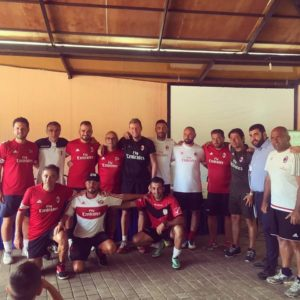 Concluso a Lamezia Terme il Milan Academy Junior Camp