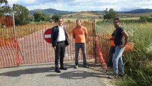 Chiusa al traffico la Sp 59: al via i lavori di ammodernamento dell'arteria che collega Vallefiorita e Palermiti con Catanzaro e Girifalco