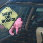 Madre chiude nell'auto rovente la bimba di tre anni e fa la spesa, salva
