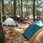 Camper e accampamenti