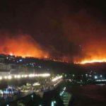 La Calabria nella morsa degli incendi, oltre 500 roghi