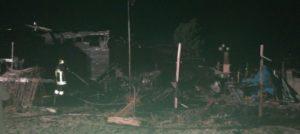 Incendio distrugge un lido a Catanzaro