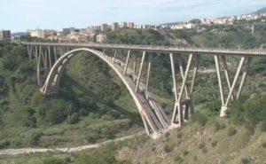 """Anas – Da martedì 11 luglio al via i lavori di manutenzione del viadotto """"Morandi"""" a Catanzaro"""