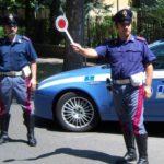 Controlli della Polizia a Catanzaro e provincia, 12 denunce e 98 multe