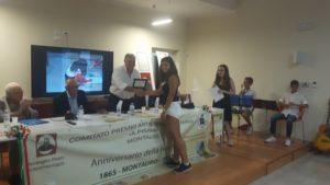 IV edizione del Premio Pisani per le scuole, primo posto per la studentessa catanzarese Alessandra Crispo