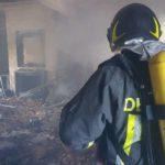 Catanzaro – In fiamme ristorante, indagano i carabinieri